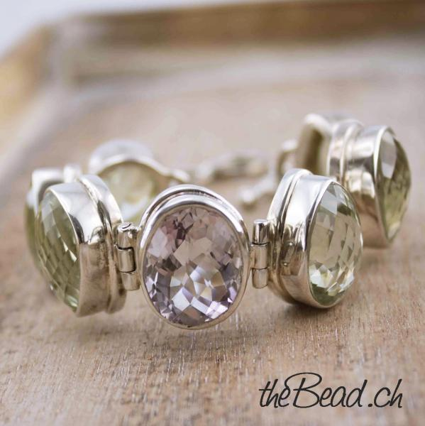 thebead silver bracelet store
